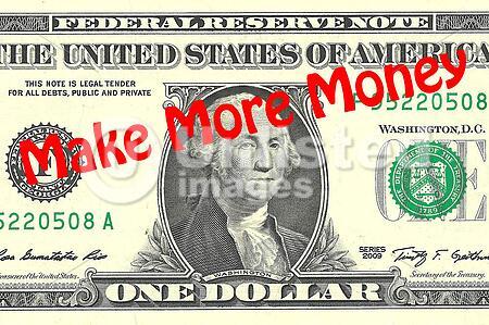 make more money concept latinstock