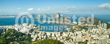 The sugar Loaf is a green, unearthly peak rising over the marvellous city, and one of the biggest Tourist Attractions in Rio De Janerio Brazil. Experience an iconic locale for a bird's eye view from Copacabana beach to Corcovado Mountain, as well as an eq