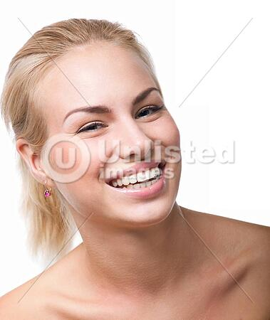 toothy smile say cheese stock photos