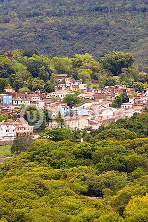 Lencois city, Chapada Diamantina - Brazil