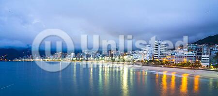 Ipanema beach, Rio de Janeiro, Brazil, south America.