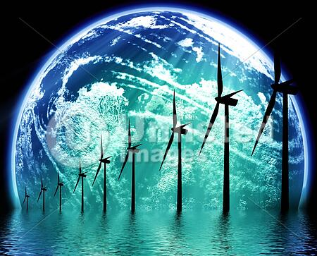 Earth ecological technology
