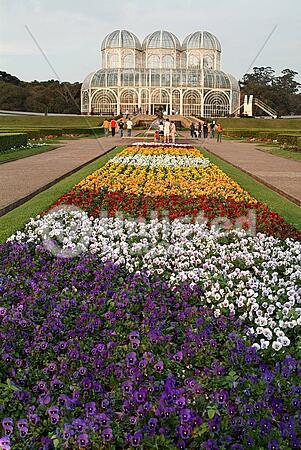 Public Botanical Garden Curitiba/Brazil
