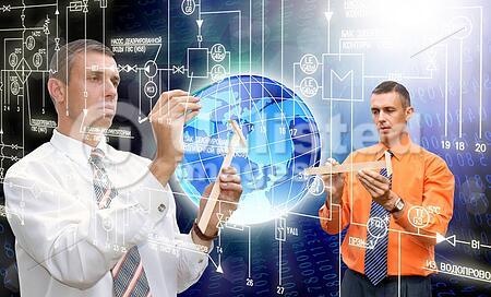 Creation innovative computers technology